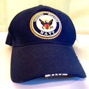 NWT - United States Navy Baseball Cap 🧢